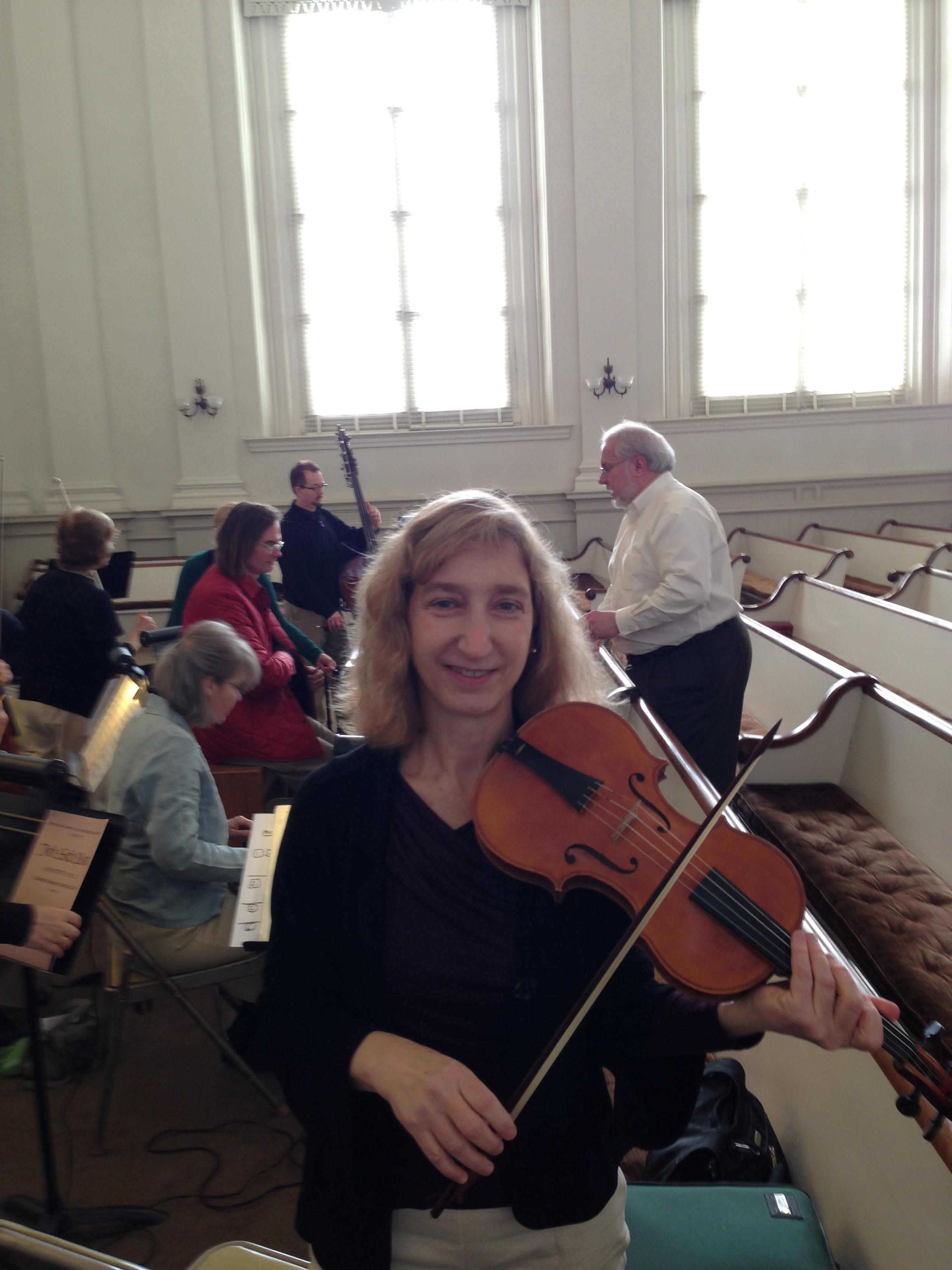 Liz Baroque