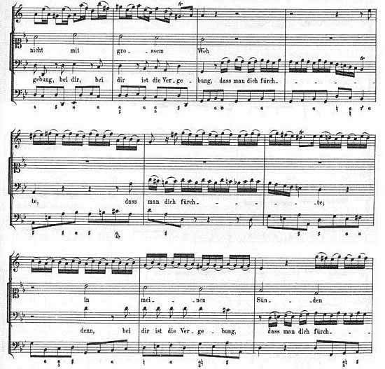 Cantata BWV 131 - The Bach Choir of Bethlehem