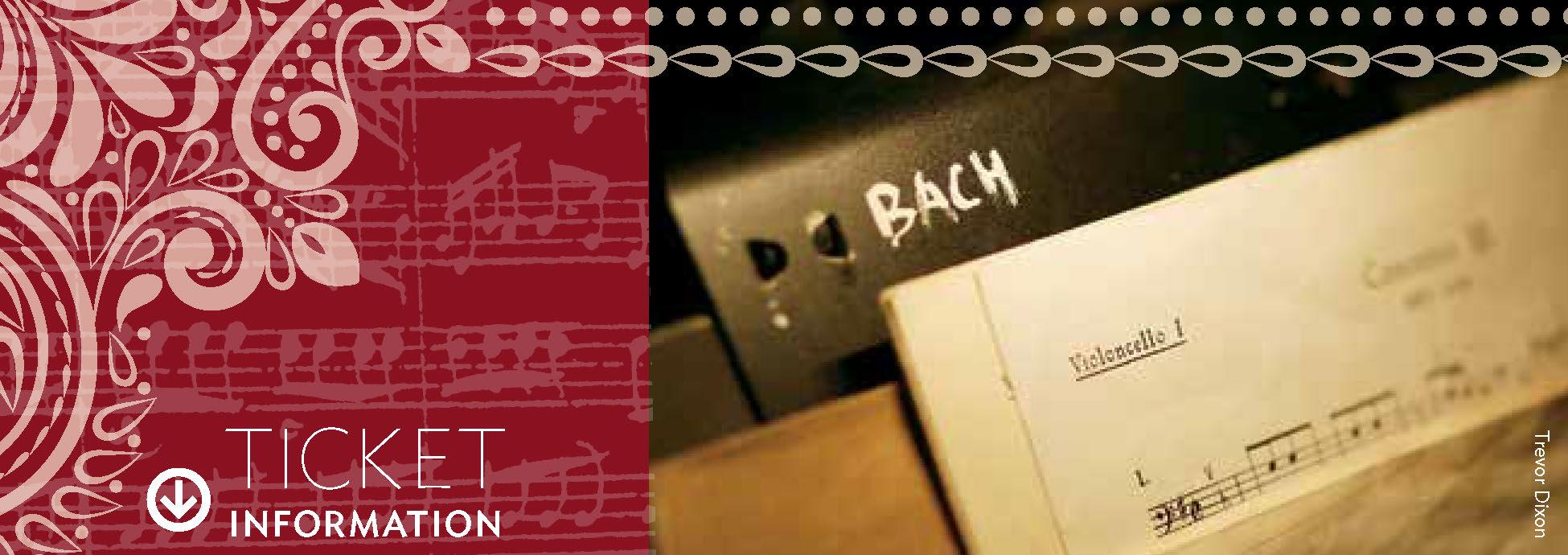 111th Bethlehem Bach Festival: The Heart of Our Season — The